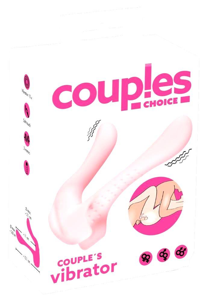 Couple's Vibrator