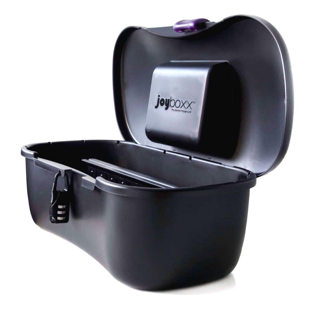X – hygienický skladovací box (čierny)