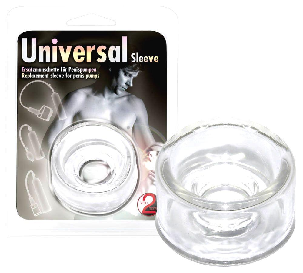 Universal Sleeve - silikónová náhradná manžeta