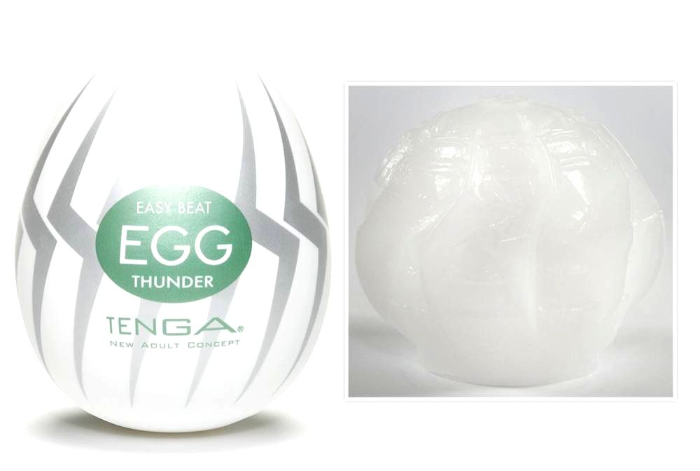 Egg Thunder (1 ks)