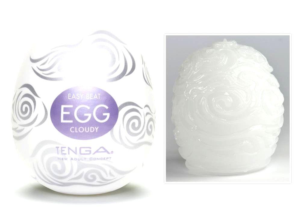 Egg Cloudy (1 ks)
