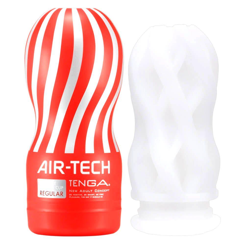 Air Tech Regular - opakovane použiteľný stimulátor