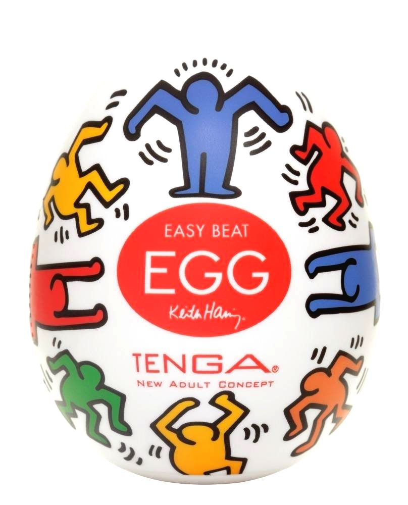 Keith Haring - Egg Dance (1 ks)