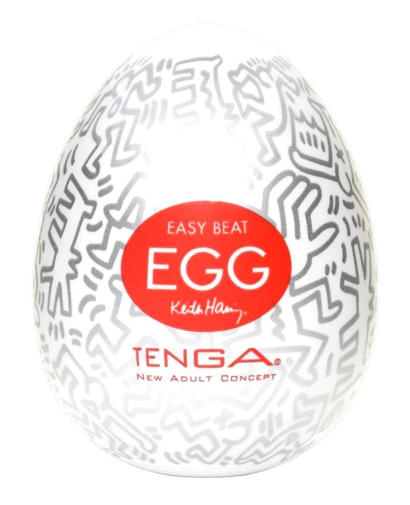 Keith Haring - Egg Party (1 ks)