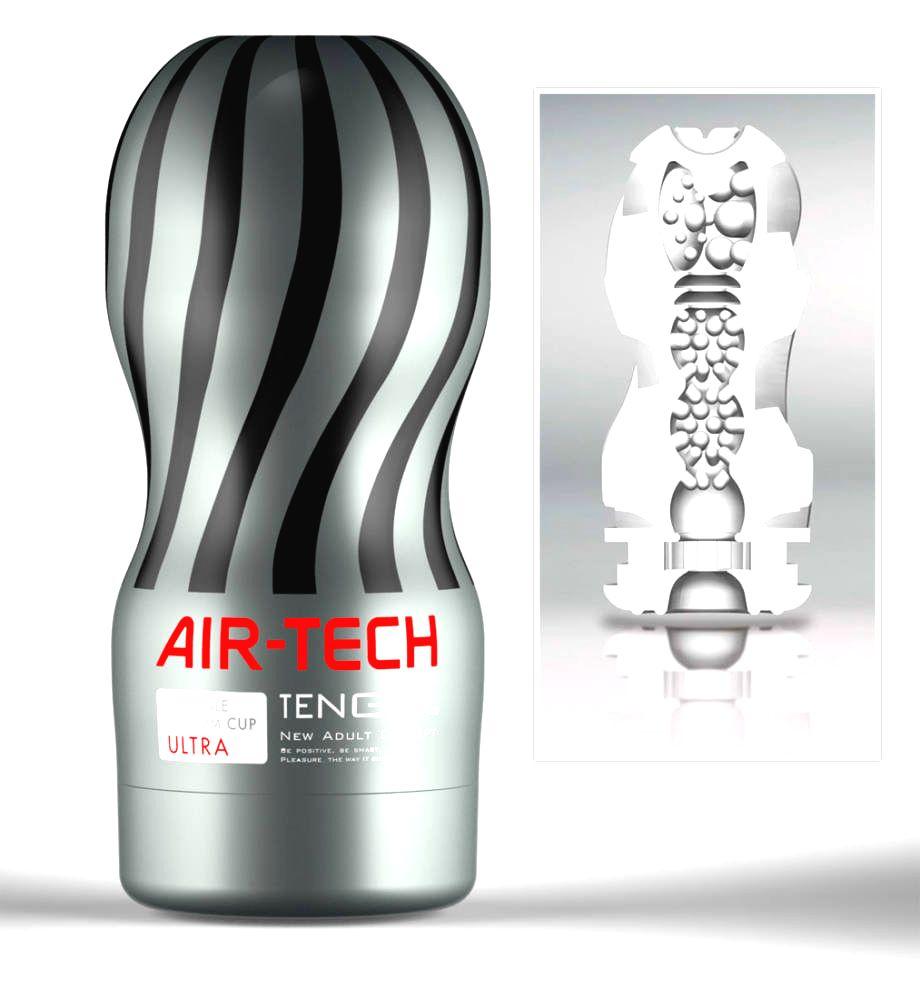 Air Tech Ultra - viackrát použiteľná sexuálna hračka (veľká)
