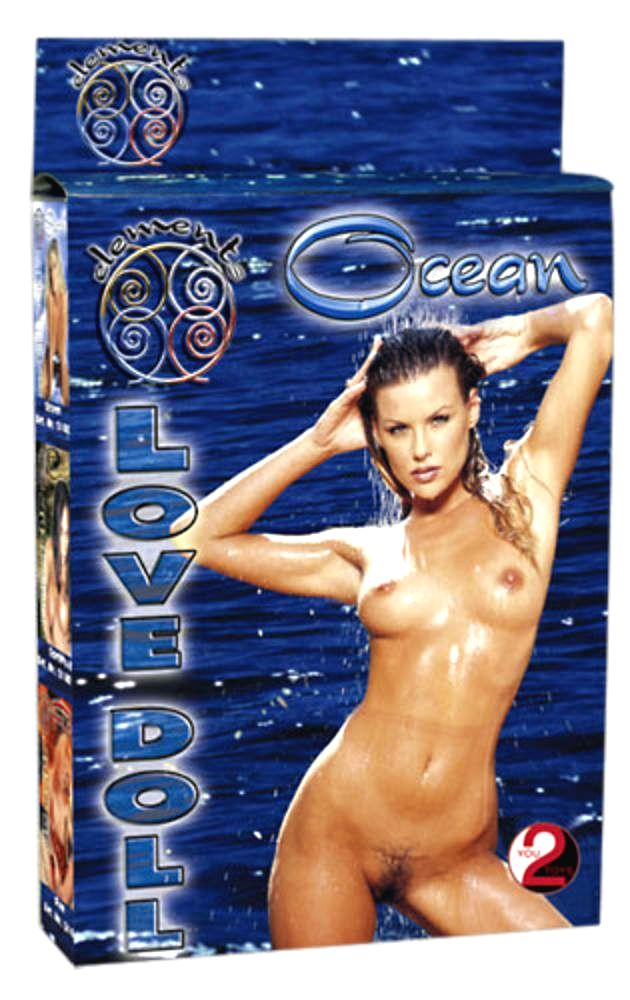 Love Doll Ocean - nafukovacia panna