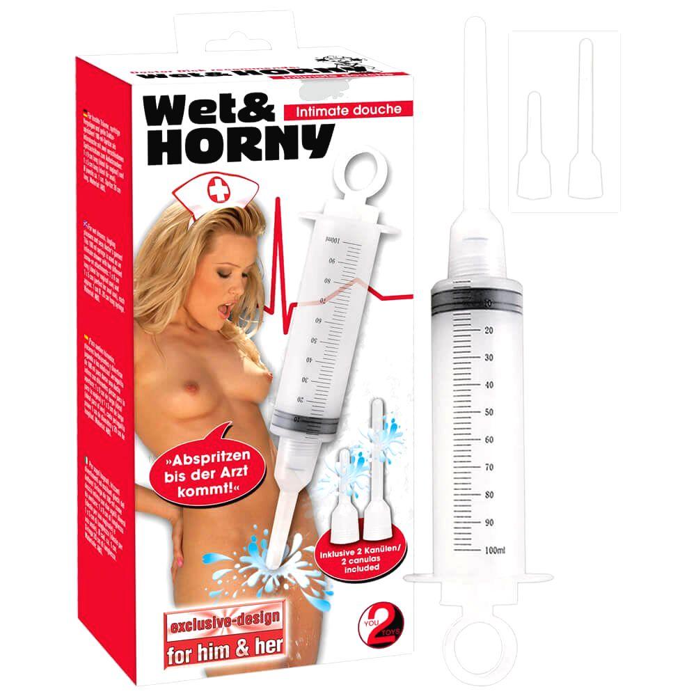 Wet&Horny - intímna sprcha