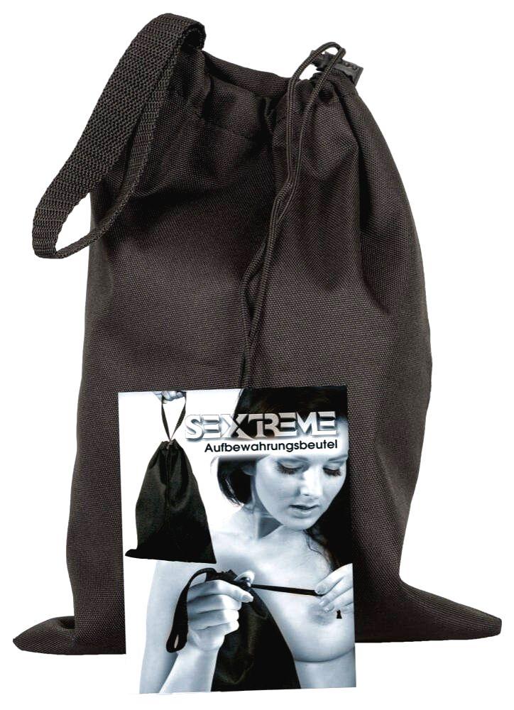 You2Toys  taška na skladovanie erotických pomôcok (čierna)