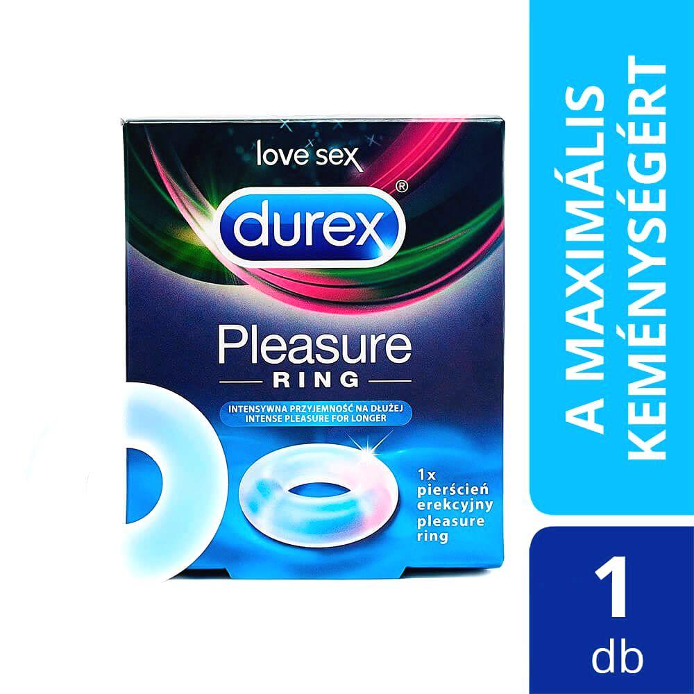 Pleasure Ring - krúžok na penis (priehľadný)