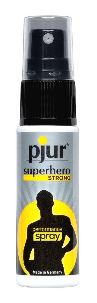 Superhero Strong - Spray na  oddialenie ejakulácie (200ml)