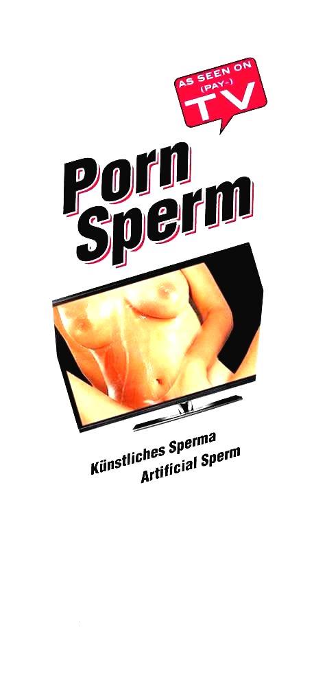 Porn Sperm - umelé spermie (250ml)