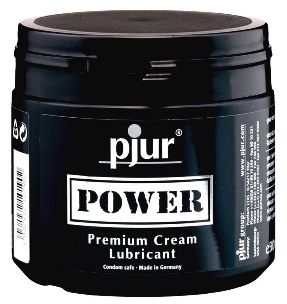 Power - prémiový lubrikačný krém (500 ml)