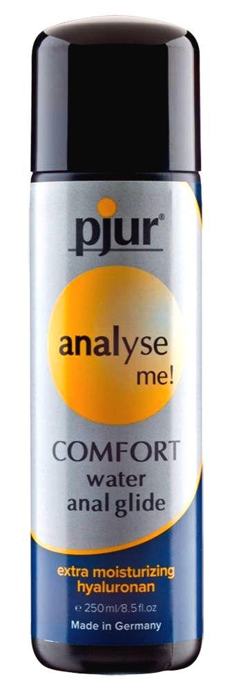 Analyzuj – lubrikant na báze vody (250ml)