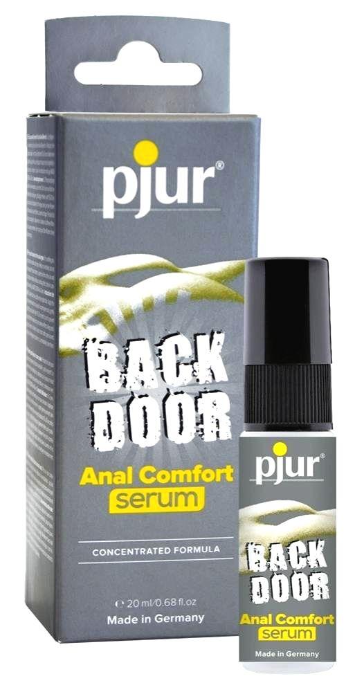 Back Door – análny komfortný lubrikačný sérum (20ml)