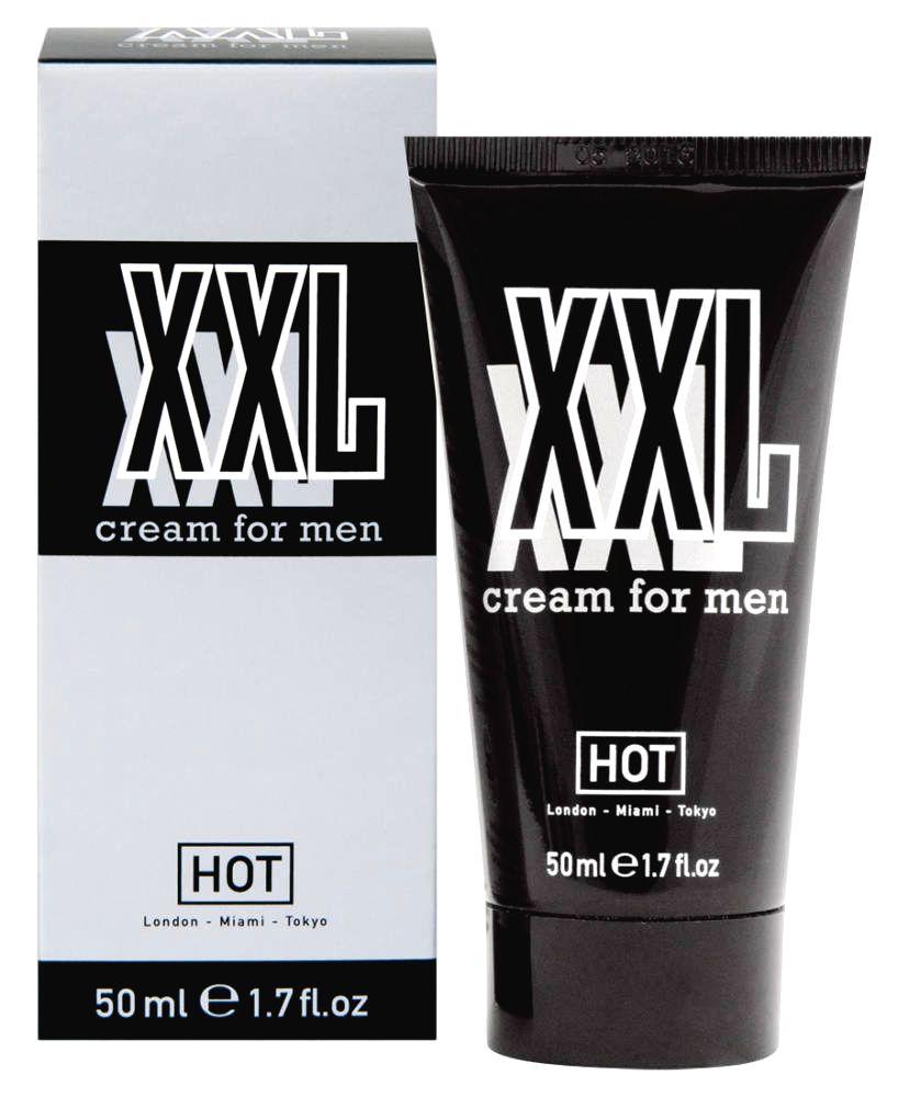 XXL Creme for Men - intímny krém pre mužov (50ml)