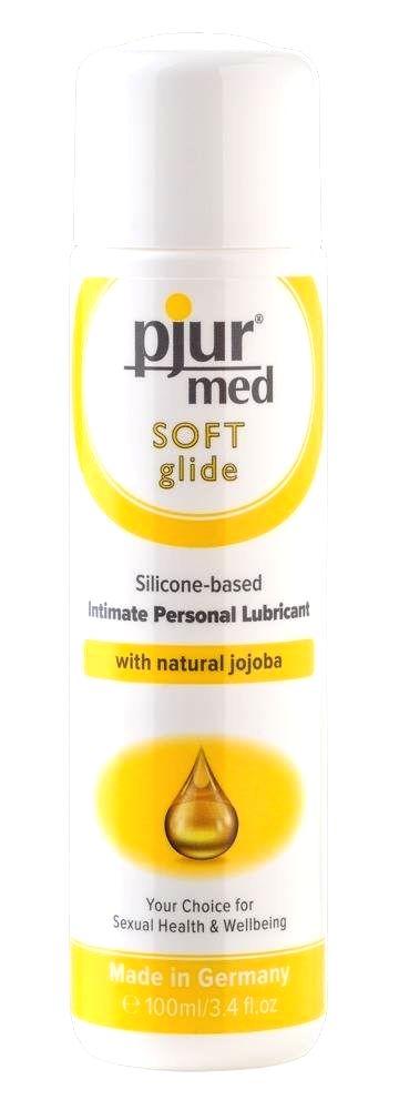 Med soft – silikónový lubrikant (100ml)