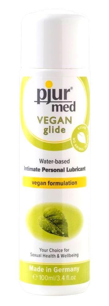 Med - vegánsky lubrikant na citlivú pokožku (100 ml)