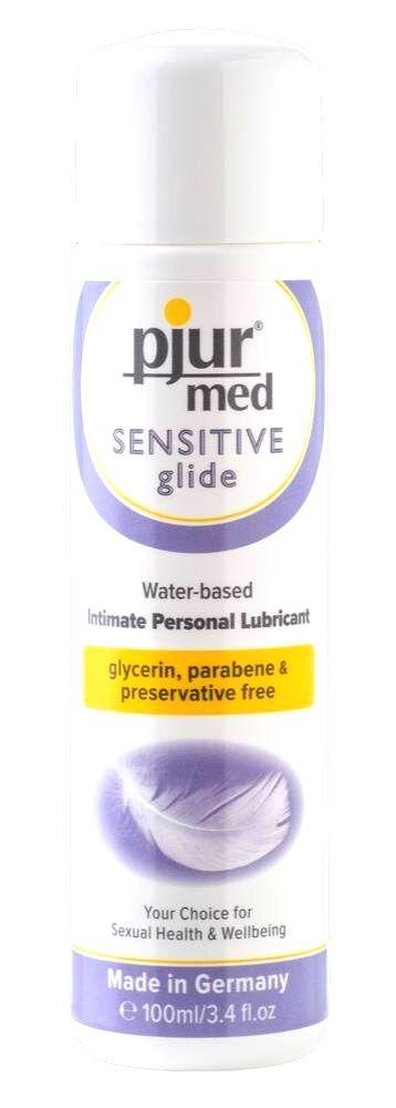 Med - senzitívny lubrikant (100ml)