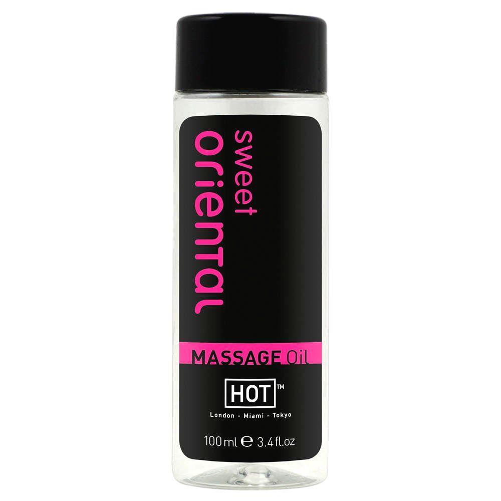 Masážny olej - sladký orientálny (100 ml)