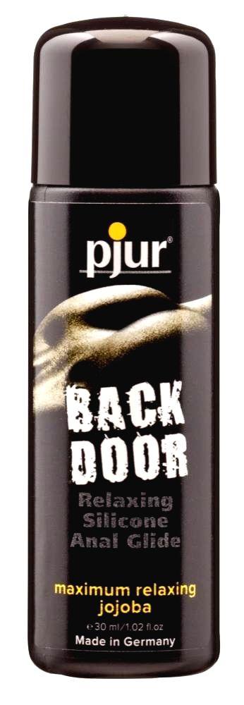 Back Door - análny lubrikačný gél (30 ml)