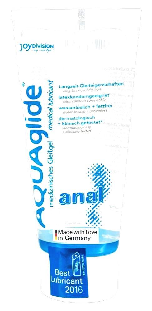 Joydivision - lubrikačný gél  anal (100 ml)