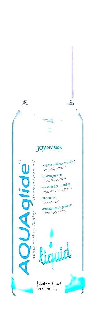 Liquid - lubrikant na báze vody