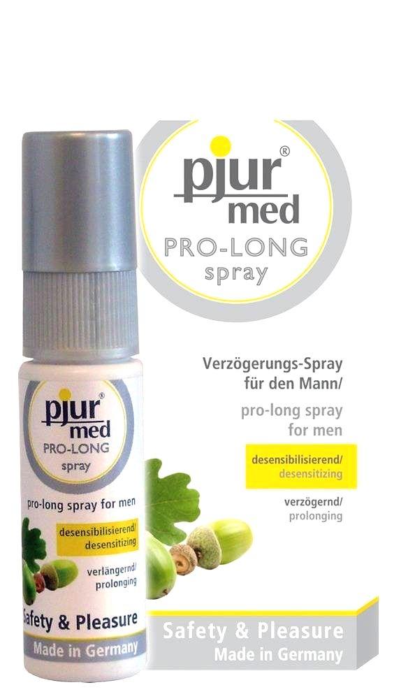 Med - sprej na oddialenie ejakulácie (20 ml)
