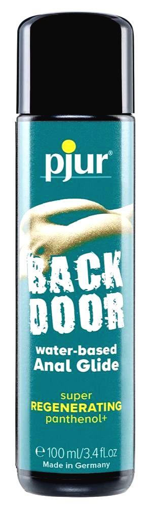 Back Door Regenerating – análny lubrikant na báze vody (100ml)