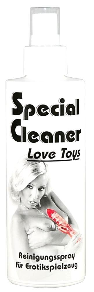Special Cleaner - čistiaci prostriedok na erotické pomôcky (200ml)