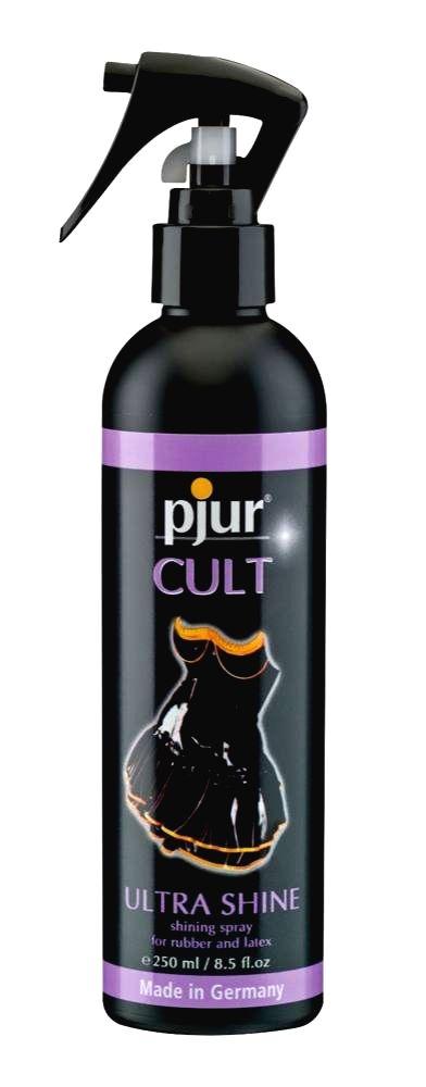 Cult Ultra Shine - ošetrujúci spray na latex (250ml)