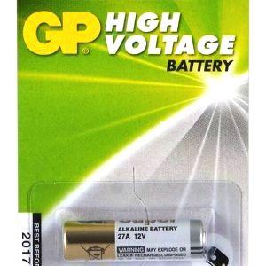GP High Voltage 27A - alakalická batéria typu 27A MN27 (1ks)