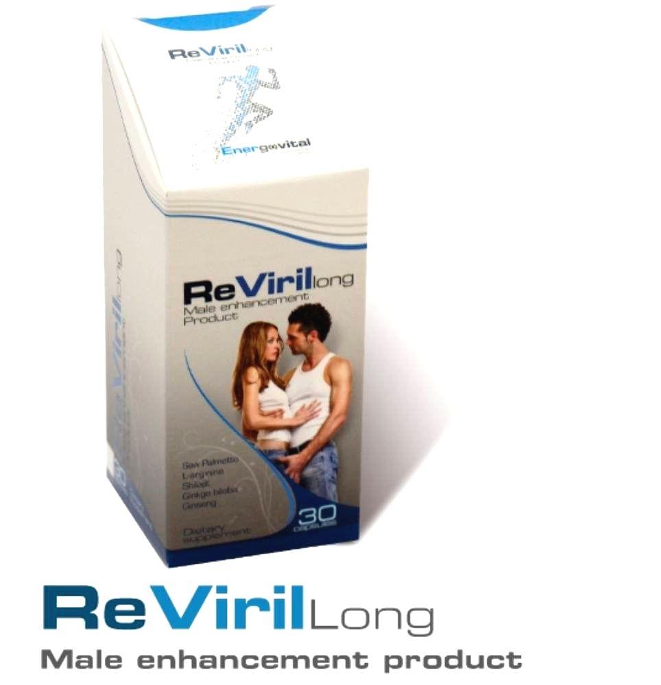 ReViril Long caps (30pcs)
