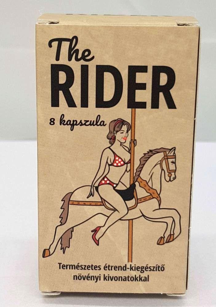 The Rider prírodný výživový doplnok pre mužov (8ks)