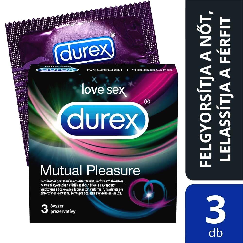 Mutual Pleasure 3ks