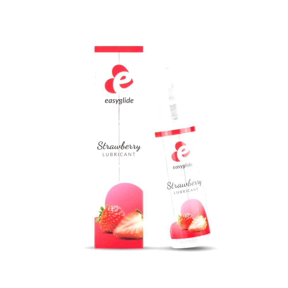 Strawberry - jahodový lubrikant na báze vody (30ml)