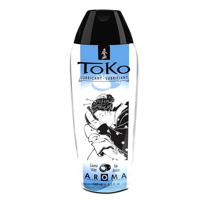 Toko Lubricant Coconut Water