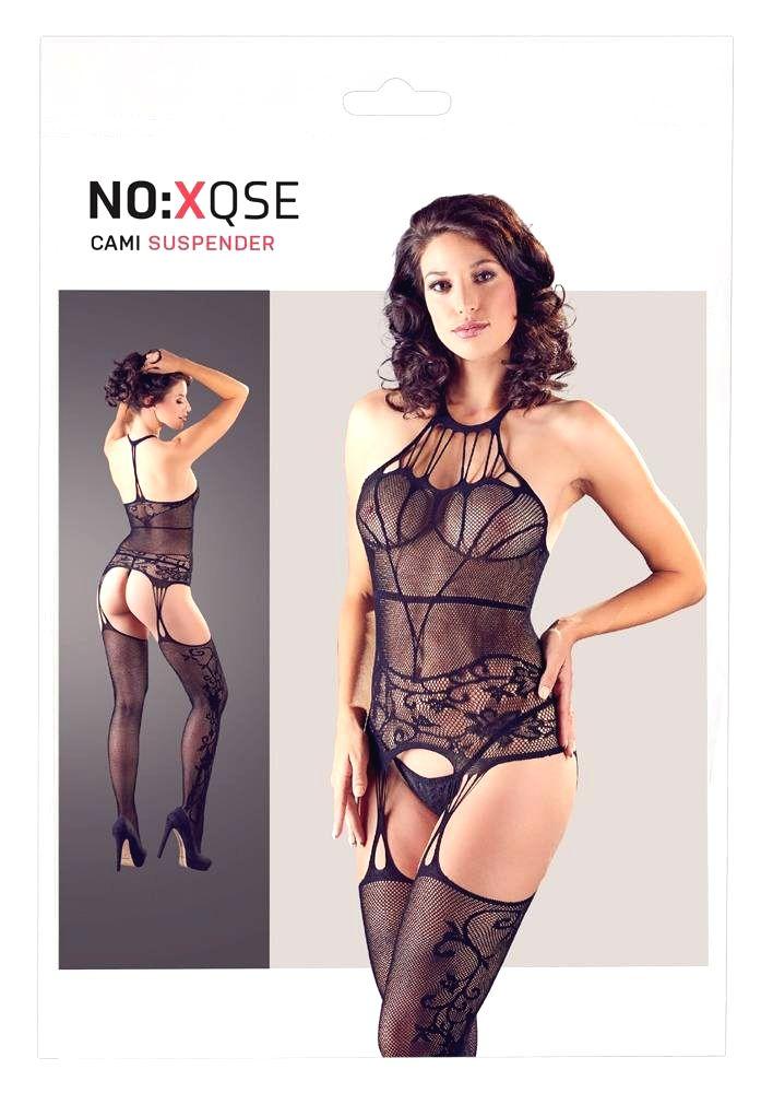 NO: XQSE sling set with thong (black)