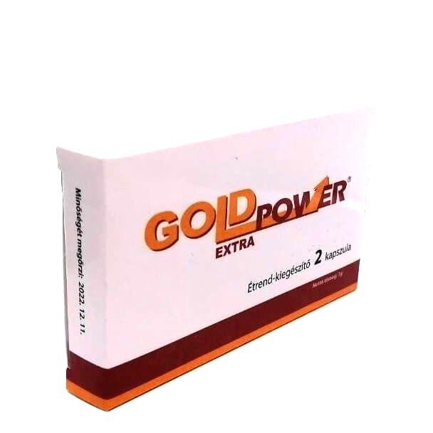 GOLD POWER EXTRA FOR MEN 2pcs