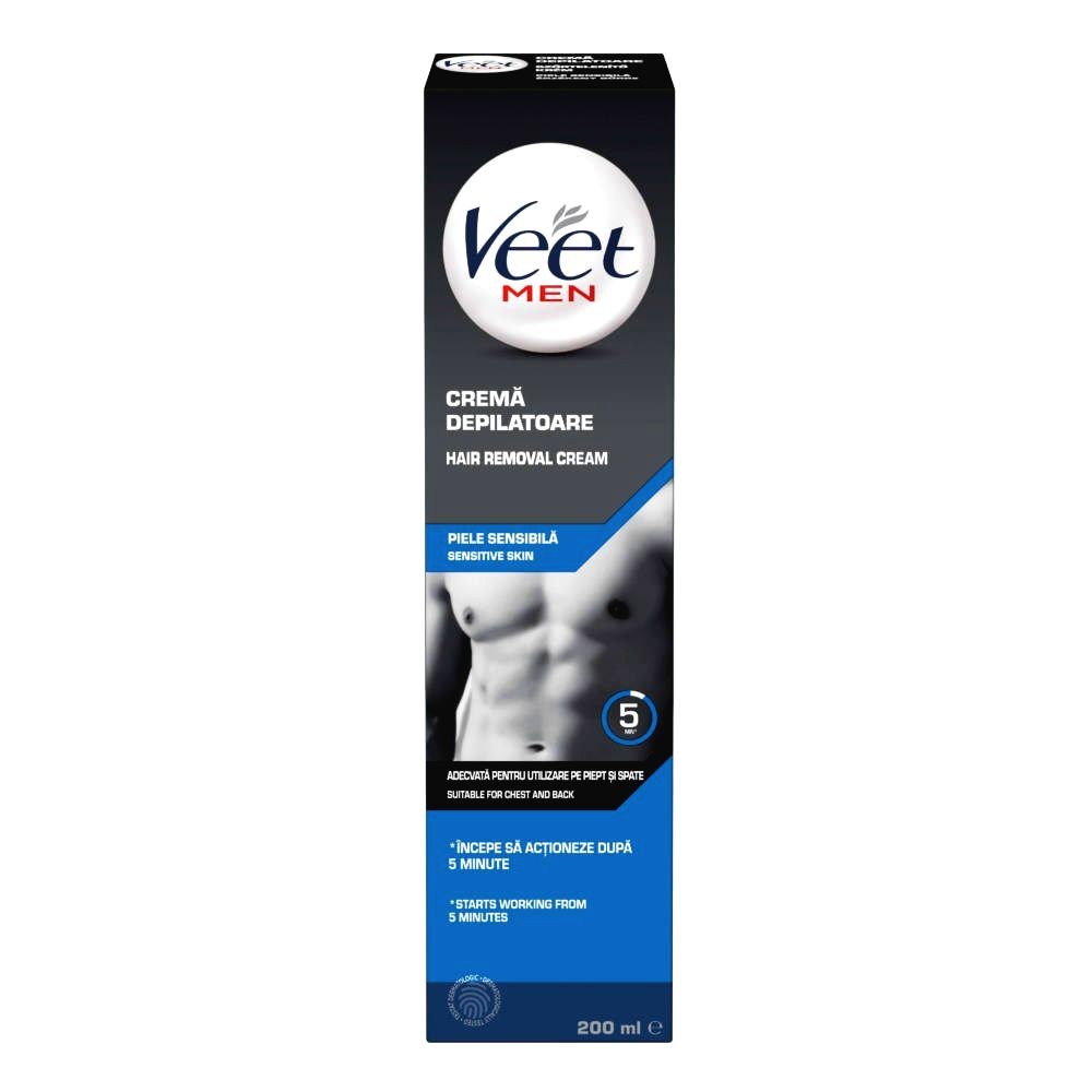 Veet hair removal cream for men (200ml)