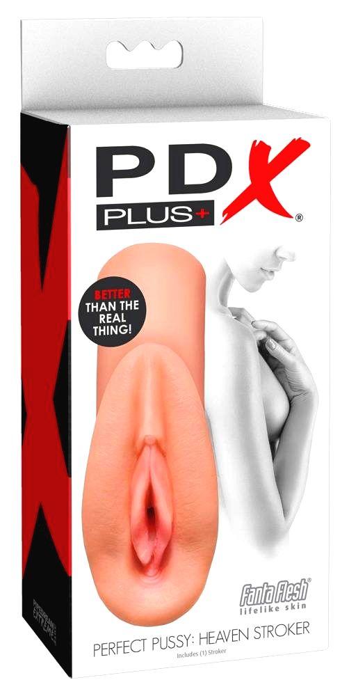 PDX Heaven Stroker lifelike dildo masturbator (natural)