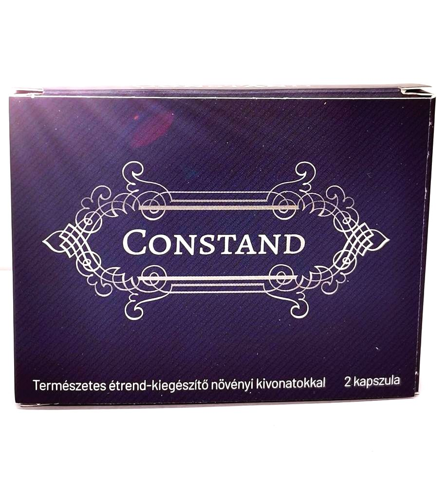 Constand natural dietary supplement for men (2pcs)