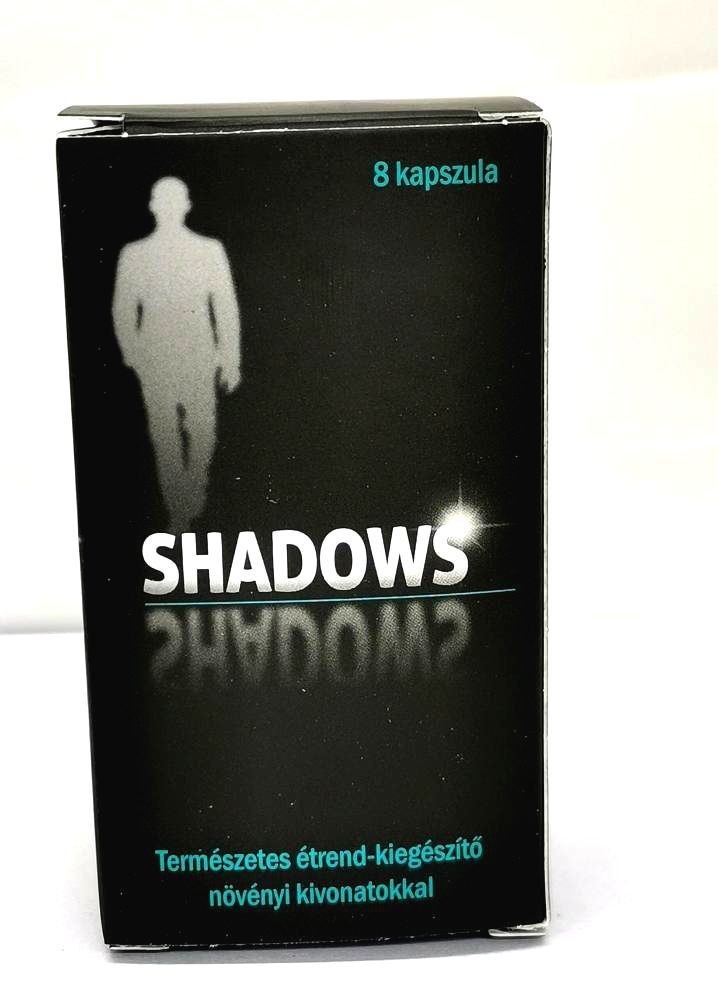 Shadows natural dietary supplement for men (8pcs)