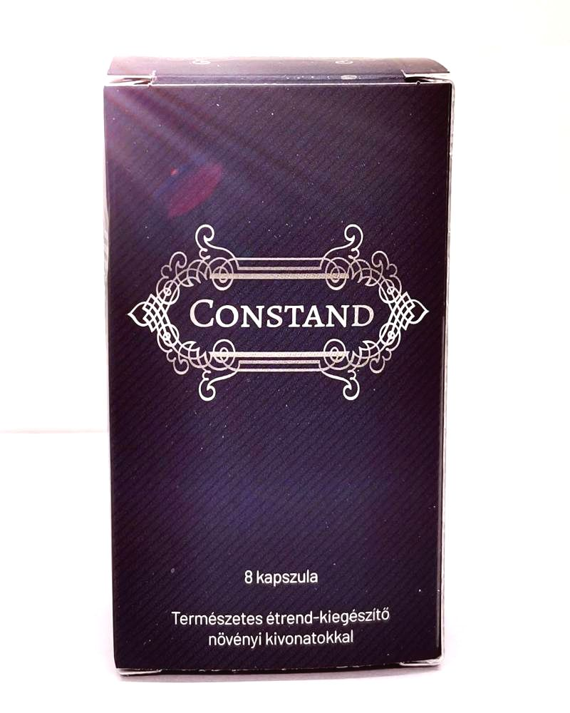 Constand natural dietary supplement for men (8pcs)