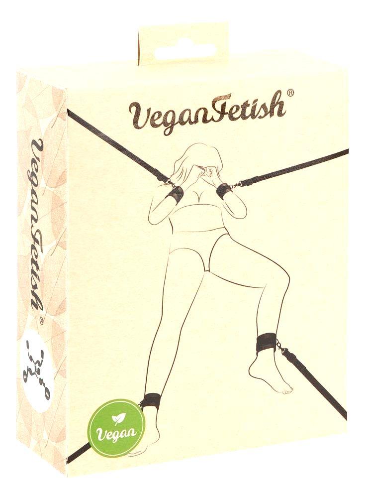 Vegan Fetish Bedding Set (Black)